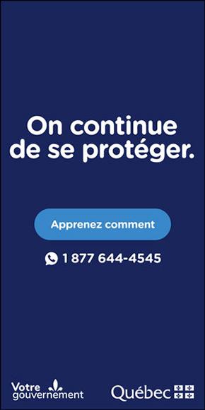 Proteger Quebec Coronavirus