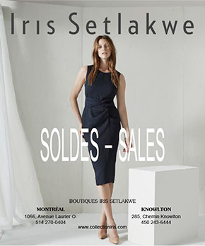 collection iris setlakwe